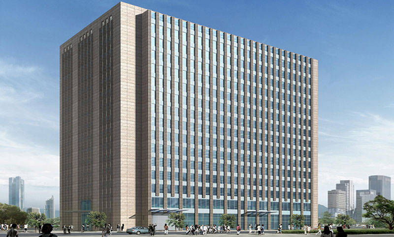 北京房地大厦,相信选择空调系统工程厂家——东方华辰