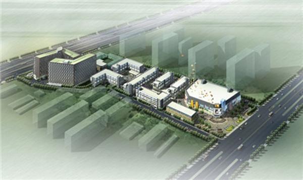 北京三间房东方活力创意大厦与东方华辰的合作案例!