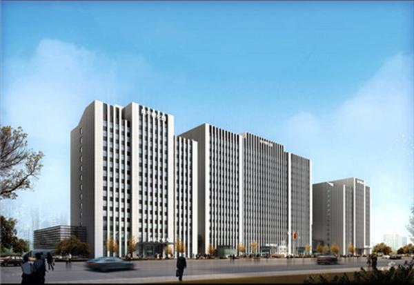 北京奥宇孵化科技产业大厦【中央空调—水源热泵机组】合作案例