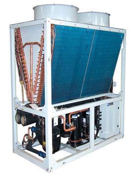 风冷模块机组系统解决方案