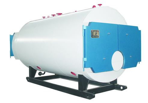燃油(气)承压热水锅炉