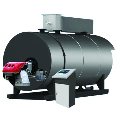 卧式(冷凝)常压燃油(气)热水锅炉