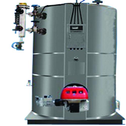 立式侧吹燃油(气)蒸汽锅炉