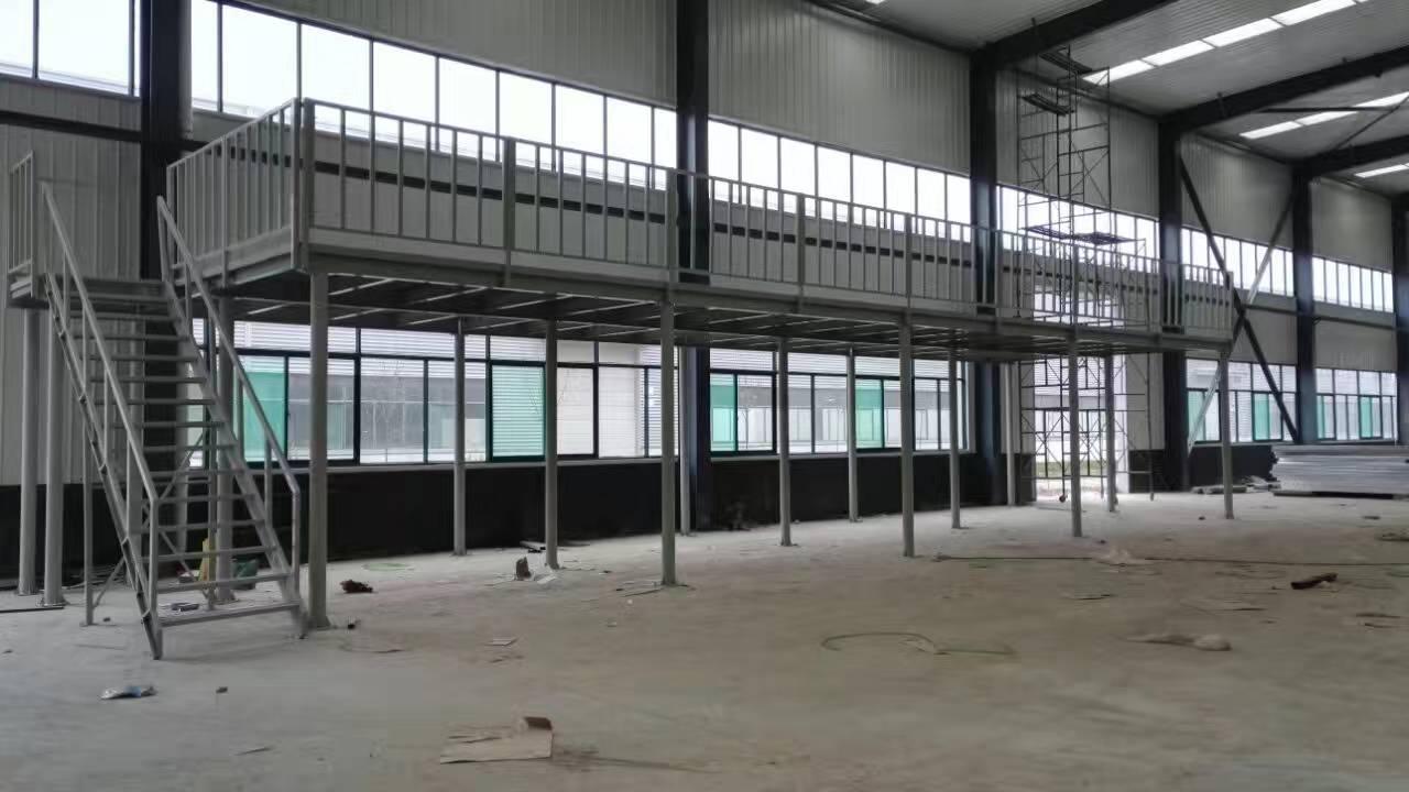 钢结构平台施工