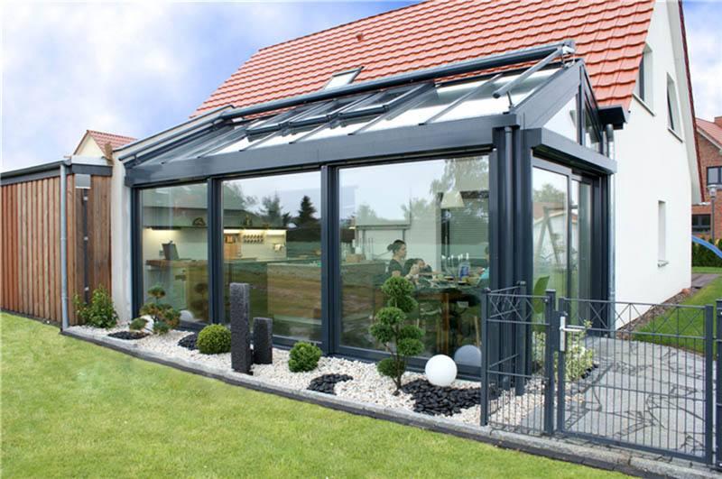 阳光房钢结构