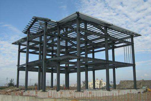 钢结构房屋施工